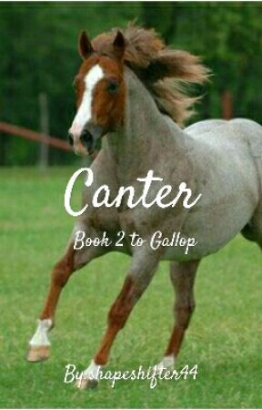 Canter, Book 2 Of Gallop by shapeshifter44