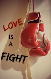 Love is a Fight by Fighting_Turtle