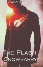 The Flash: Snowbarry by alexandralovesyou