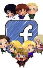    Hetalia Facebook Chats    by theconfuzzledcooki