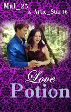 Love Potion. | Mal y Ben |  by Mal_25