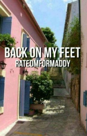 Back On my Feet // A Josh Dun Fanfiction by ratedMformaddy