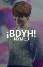 ¡Buenos días, YoonGi Hyung! ✖ YM by nxmi_j