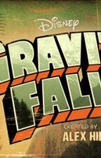 Gravity Falls:descendientes malignos by MichelleRojasEscobar