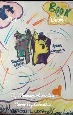Art book :D (Book 1) by Galissia_