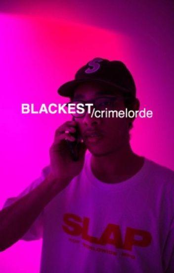 blackest