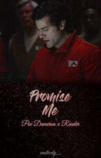 Promise Me [Poe Dameron X Reader]