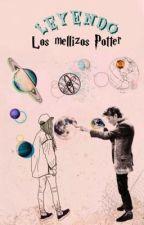 Leyendo: Los mellizos Potter y la Piedra Filosofal by crazy_friendsforever