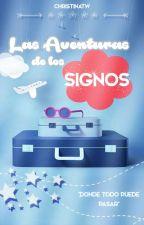 Las Aventuras de los Signos by ChristinaTW