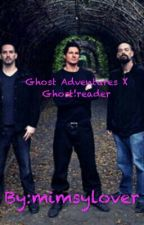 Ghost Adventures X Ghost!reader by ArtisticAss