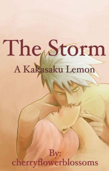 The Storm: A KakaSaku Lemon