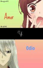amor y odio (tomoe y nanami) by rinEWE