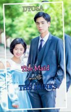THE MAID MEETS THE HUNKS [#wattys2017] by davebacarraWP