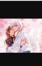 Kamisama kiss Tomoe x Reader by anime_excitement