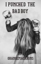 I Punched the Bad Boy by orangemacarons