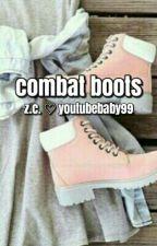 combat boots ~ zach clayton ♡ by YouTubeBaby99