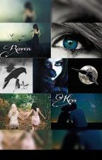 Ravenkiss by lu_rgr