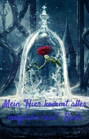 """Mein """"Hier Kommt Alles Mögliche Rein - Buch"""" by SnowwhiteJK"""