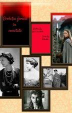 Evoluția femeii în societate by Ana_Love12345