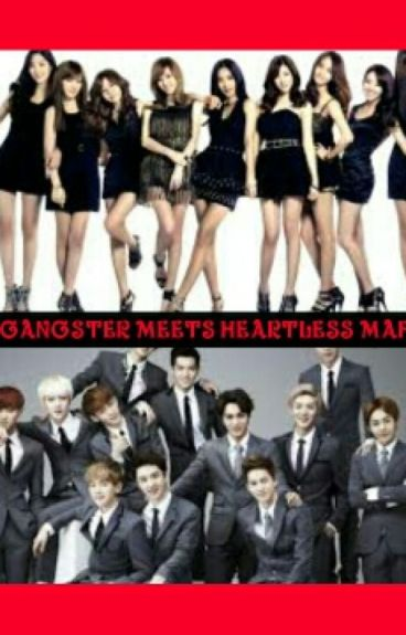 COOL GANGSTERS MEETS HEARTLESS MAFIA