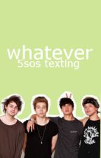 whatever ☼ 5sos texting by unicorns-exist