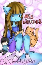 My Art Book :3 2  by SmileMuffinX3