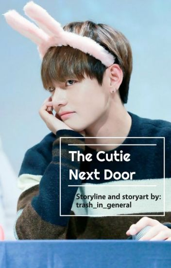 The Cutie Next Door//TaeKook