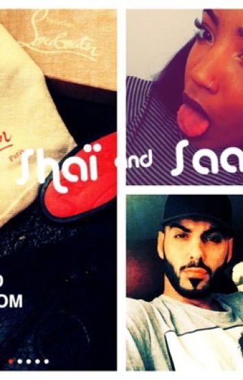"""Du Maroc Au Sénégal  """"l'amour"""" n'a pas de frontières  : Saad & Shaï"""