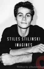 Stiles Stilinski imagines by thatdotishgirl
