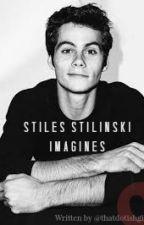 Stiles Stilinski imagines by montanus
