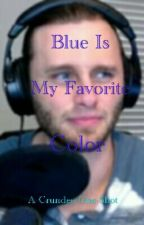 Blue Is My Favorite Color by DSSundeexStamps