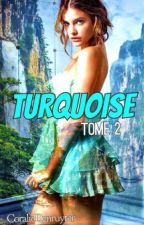 Turquoise tome 2  by CoralieDenruyter