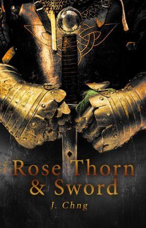 Rose Thorn & Sword by jolantru