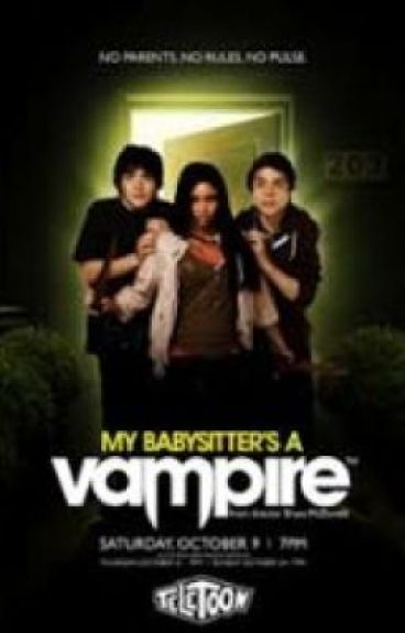 My Babysitter's A Vampire (I'm Not Normal)