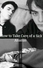 How to take care of a sick ananas by Baleex