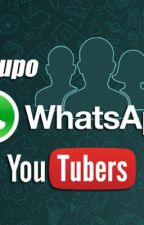 Whatsapp Youtubers y tú by jxckie_s