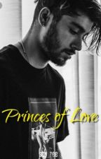 Princes Of Love | Zayn Malik by sey_zee