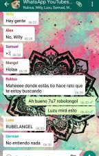 WhatsApp Youtubers y Tu by 3nchuf0