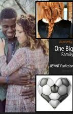 One Big Family [USWNT] by soccerbasketball03