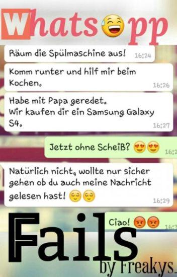 WhatsApp Fails ©