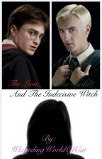 The Lion, The Snake, and The Indecisive Witch. (HP: Harry x Reader x Draco) by WizardingWorldOfCat