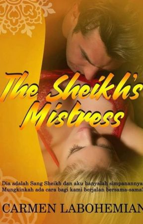 The Sheikh's Mistress - REPOST for adult only by CarmenLaBohemian