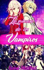 La Princesa De Los Vampiros [La Hija De Krul Tepes]  by Isabel-Middford