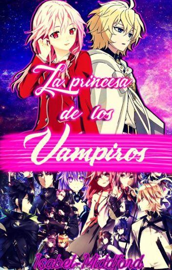 La Princesa De Los Vampiros [La Hija De Krul Tepes]