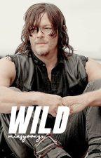 Wild 🌸 Daryl Dixon by lowjhope