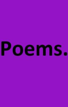 My Poems by HolzDolz