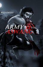 Army of the Aswang by SaidiWqadesisi