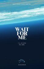 wait for me [illumi zoldyck] by miazacharakis