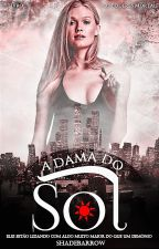 A Dama do Sol - I by shadebarrow