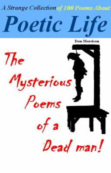 Puzzling Poems of a Dead Man